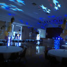 mobile disco in Essex for a birthday party at the Collumbine Centre Walton On Naze