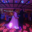 Wedding DJ in Colchester at the Birch Grove Golf Club.